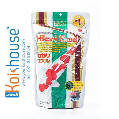 Hikari - Hikari Excel - medium pellet 500g YKH