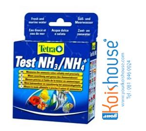 Tetra test -ammonia